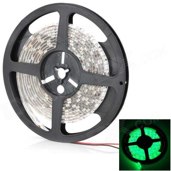 Banda Luz Decorativa Coche Impermeable 43W 1440lm 180-SMD 5050 LED Verde (12V / 3m)