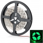 Waterproof 43W 1440lm 180-SMD 5050 LED Green Car Decoration Light Strip (12V / 3m)
