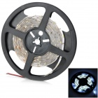 Waterproof 24W 1350lm 90-SMD 5050 LED White Car Decoration Light Strip (12V / 3m)