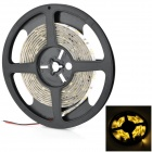 Waterproof 24W 1350lm 90-SMD 5050 LED Warm White Car Decoration Light Strip (12V / 3m)