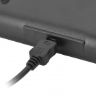 Carga USB Docking Station w / cable de datos para Google Nexus 7 - Negro