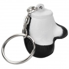 Boxing Glove Style Keychain - Black