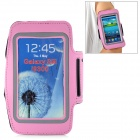 Outdoor Sports Armband for Samsung Galaxy S3 i9300 - Pink