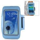 Outdoor Sports Armband for Samsung Galaxy S3 i9300 - Sky Blue