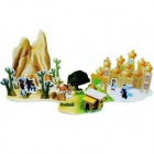 Educational 3D Paper Puzzle Toys - Ali Baba Story