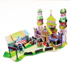 Educational 3D Paper Puzzle Toys - The Emperor's New Clothes