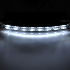 0.4W 32lm 8-LED weißes Licht-Auto Tagespositionslampe (2 PCS / 12V)