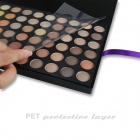 Portable 120-Color Cosmetic Makeup Eye Shadow Palette - Smoky Earth Color Series