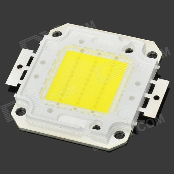 DIY 30W 6500K 3500lm Square LED White Light Module (DC 33~35V)