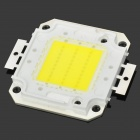 DIY 30W 7000K 3500lm Square LED White Light Module (DC 33~35V)