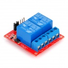 2 Channel 5V High Level Trigger Relay Module for Arduino (Works with Official Arduino Boards)