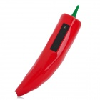 Universal MP-D2600 Chilli Style 2600mAh Mobile Power Battery Charger - Red (5V)