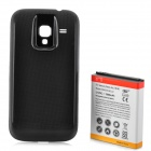 3.7V 3600mAh Extended Battery Pack with Back Case Cover for Samsung i8160