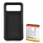 Replacement 3.7V 3600mAh Battery Pack w/ Back Cover for Samsung i927 - Black
