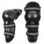 Scoyco K07 Motorcycle Sports Knee Pad Guard - Black (Pair)