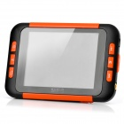 "QDSO 3,5 ""LCD 1-CH 40MHz 250MS / s Mini Digital-Oszilloskop - Schwarz + Orange"