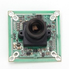 "LG 1/3"" CCD 420TVL Color Video CCTV Security Camera Board w/ 3.6mm Lens"