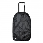 Assento de carro traseira do bolso-Storage Organizer Bag - Black