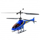 2.4GHz Radio Control Rechargeable 4-CH R/C Helicopter - Blue + Yellow