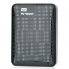 "Genuine Western Digital My Passport 2.5"" USB 3.0 HDD Hard Disk Drive - Black (1TB)"