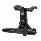 Universal Car Seat Pillow Mount Holder for Tablet PC - Black