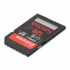 Genuine SanDisk Extreme SDXC 300X High-Speed Memory Card (128GB / Class 10)