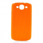 Fashion Network Protective PC Back Case for Samsung Galaxy S 3 i9300 - Orange