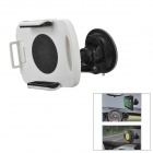 Car Windshield Swivel Mount Holder for Samsung Galaxy Note 10.1 GT-N8000 / P5100 - White