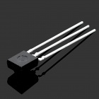 DIY 3-Pin Infrared IR Receiver - Preto (10 PCS)