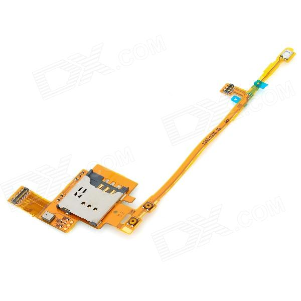 Replacement SIM Card Reader Flex Ribbon for Sony Ericsson Xperia Pro MK16i