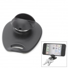 Portable Magnetic Mount Holder Keychain for iPhone 4 / 4S / Digital Camera - Green