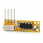 MTDZ001 CDB12 Superheterodyne Wireless Receiving Module - Yellow