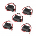 QSMB-2310 Buzzer for DIY Project - Black (5 PCS)