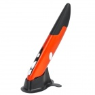 EL-P01 2.4GHz Wireless Pen Mouse - Orange + Black
