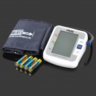 AGE BA-801 3.5 LCD Auto Electric Arm Blood Pressure Pulse Meter (4 x AA)