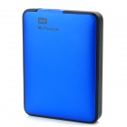 WD Super Speed USB 3.0 External Mobile HDD Hard Disk Drive - Blue (1000GB)