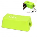 Einzigartige Keyboard Button Style Storage Box - Grass Green