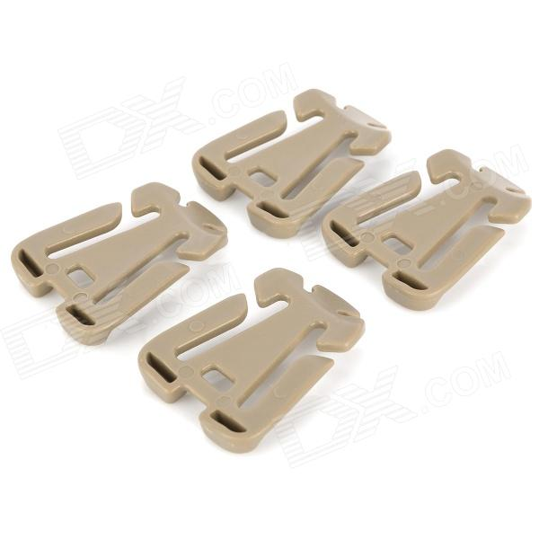 Multifunction Web Dominator w/ Shock Cord - Earthy (4 PCS)