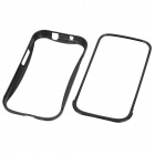 Protective Metal Bumper Frame for Samsung Galaxy S3 i9300 - Black