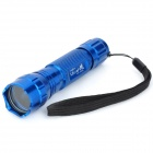 Aluminum Alloy Flashlight Housing Casing for UltraFire WF-501B - Blue