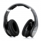 Bluedio Folding Bluetooth v3.0 + EDR Stereo Headphone w/ TF - Black