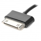 USB OTG Adapter Cable for Samsung Galaxy Tab 2 / P5100 - Black