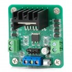 L298N Dual-H Bridge DC Motor Driver for Robot / Smart Car - Green