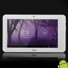 "Aigo Q5 7"" Capacitive Screen Android 4.0 Tablet PC w/ TF / Camera / Wi-Fi / G-Sensor - White"