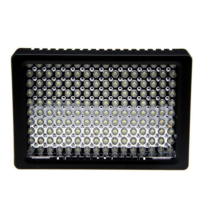 HD-160 9.6W 660lm 160 LED Luz de Vídeo