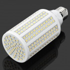 E27 20W 3500K 720lm 282-LED Warm White Light Bulb - White (AC 85~265V)