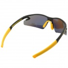 CARSHIRO Outdoor Sport Protection Polarized Sunglasses - Black Frame