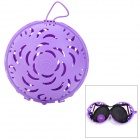 Bra and Underwear Cleaning Ball Set - Purple (M-Size)
