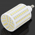 E14 27.6W 3500K 1794lm 138-LED Warm White Light Bulb - White (AC 85~265V)