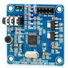 I073104 VS1053 Development Board MP3 Модуль с / On-Board Record - Blue